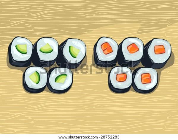 rolls (editable layers)