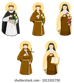 Roman Catholic Saints
