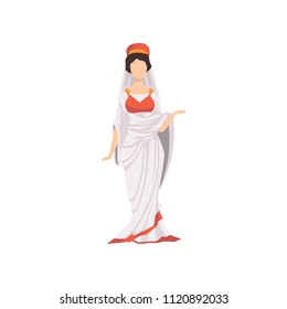 Greek Clothing Images, Stock Photos & Vectors   Shutterstock