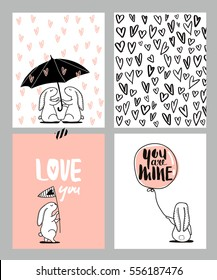 Hand Draw Cute Quotes Images Stock Photos Vectors Shutterstock