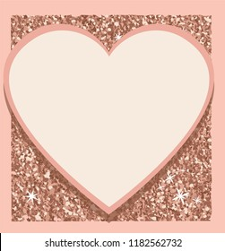 romantic salmon pink heart on 260nw 1182562732