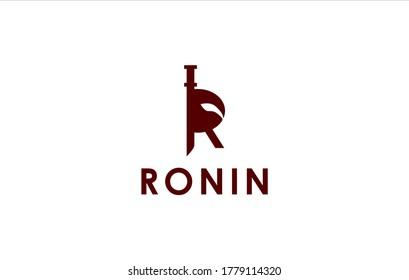Ronin Logo Vector Templates Interiors