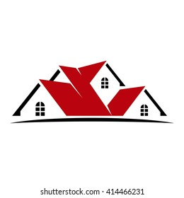 roof logo images stock photos vectors shutterstock rh shutterstock com roofing logos images roofing logos to download