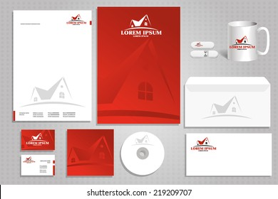 roof of the house icon vector illustration on white background