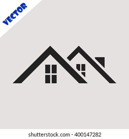 Roof icon.
