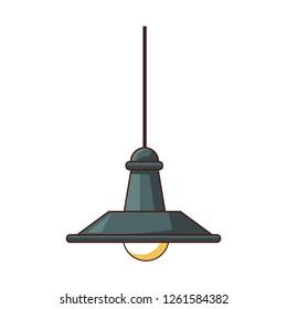Roof light lamp