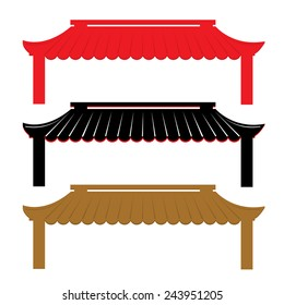 chinese roof images stock photos vectors shutterstock