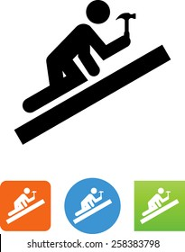 Roofer icon