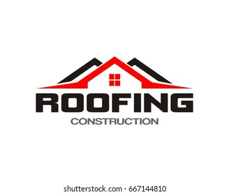ROOFING LOGO TEMPLATE