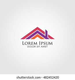 Rooftop logo for your company