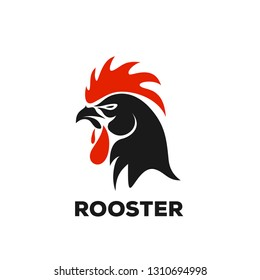 rooster logo images stock photos vectors shutterstock https www shutterstock com image vector rooster logo designs template chicken head 1310694998