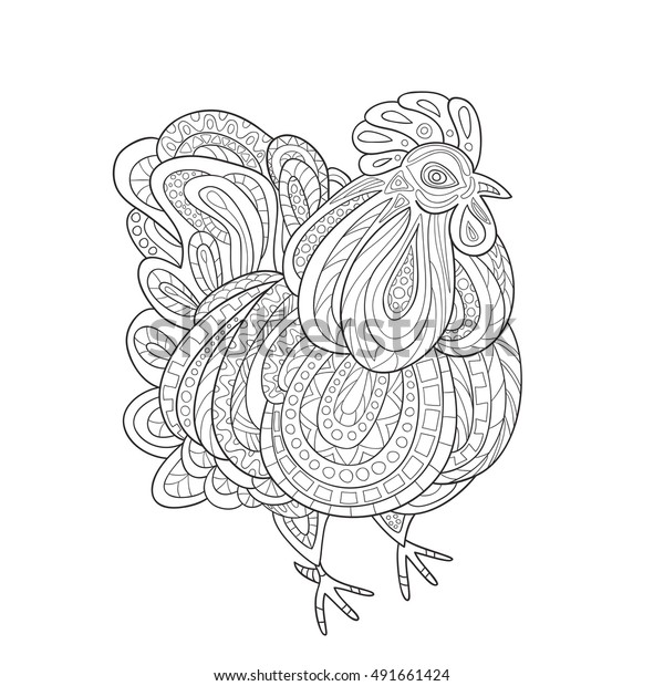 Happy Chinese New Year Colouring Page | 620x600