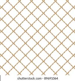 Rope net (transparent)
