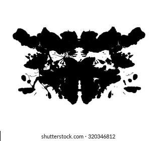 Rorschach test. Psycho diagnostic inkblot test Rorschach, the projective Rorschach technique, or simply the inkblot test.