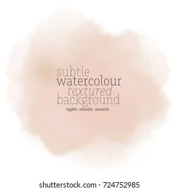 rose gold watercolor background