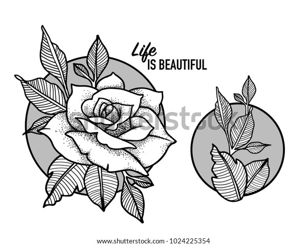 Rose Tattoo Design Blackwork Tattoo Flash Stock Vector Royalty Free 1024225354,Database Design For Mere Mortals