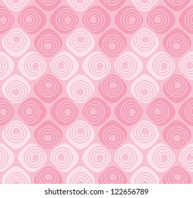 rose tiles - seamless pattern