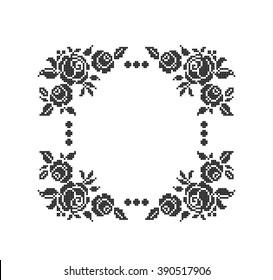 Cross-stitch Images, Stock Photos & Vectors | Shutterstock