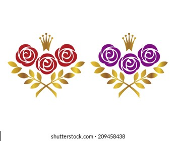 Roses Icon