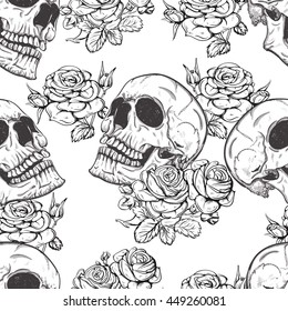 500 Skull And Roses Pictures Royalty Free Images Stock Photos