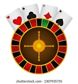 roulette fortune casino icons