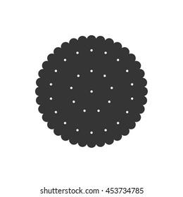 Round Biscuit icon