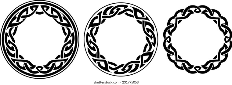 Celtic Symbols Images Stock Photos Vectors Shutterstock
