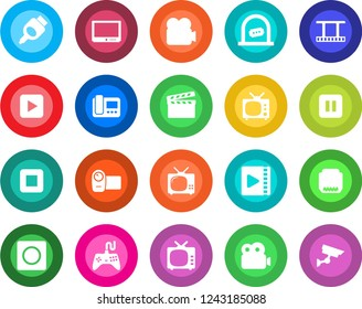 Pause Flat Icon Images, Stock Photos & Vectors | Shutterstock