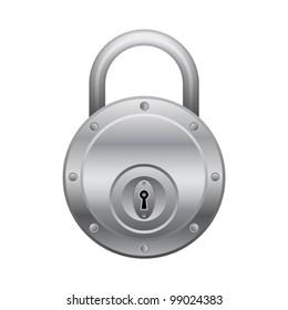 Round lock