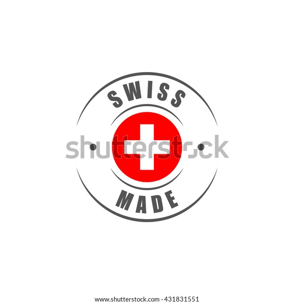 It is a picture of Transformative Made in Switzerland Label
