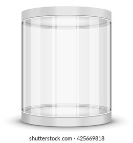 round white Showcases