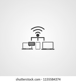 router network icon
