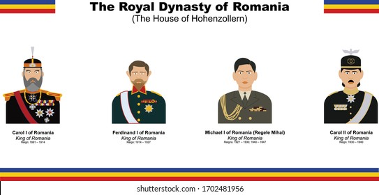The Royal Dynasty of Romania (The House of Hohenzollern)