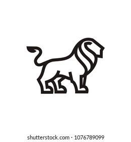 Royal Lion King logo design inspiration