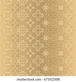 Royal wallpaper seamless floral pattern, Luxury background.
