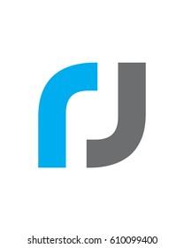 RR Initials Logo