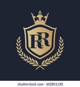 Rr Logo Images, Stock Photos & Vectors | Shutterstock