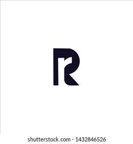 RR R Letter Logo Design