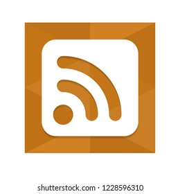 RSS Feed - App Icon