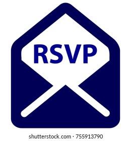 RSVP color Icon