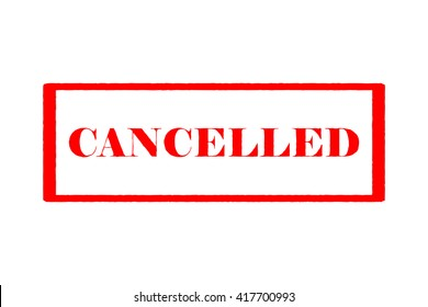 "Rubber Stamp ""Cancelled"""