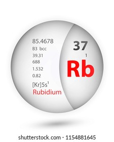 rubidium images stock photos vectors shutterstock