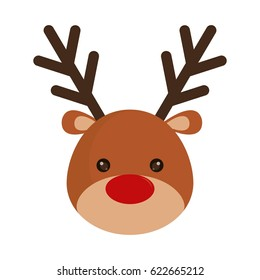 rudolph deer icon