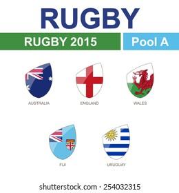Rugby 2015, Pool A, 5 Flag