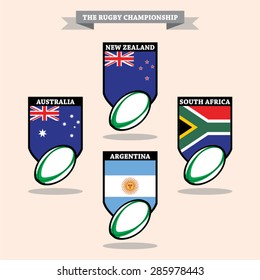 Rugby Four Nations championship