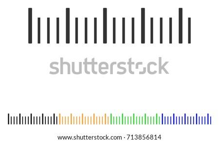 ruler graduation icon vector illustration style stock vector rh shutterstock com vector ruler free download vector ruler cm