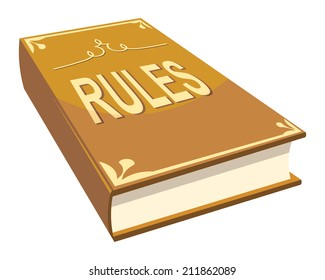 rules book, book of rules