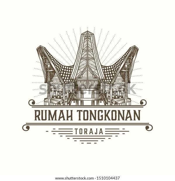 rumah tongkonan toraja indonesia vector stock vector royalty free 1510104437 https www shutterstock com image vector rumah tongkonan toraja indonesia vector 1510104437