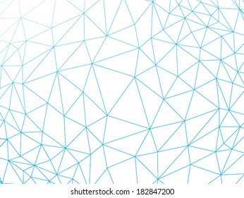 Rumpled triangular low poly style geometric pattern texture abstract vector illustration graphic background