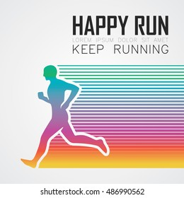 Run, Running poster